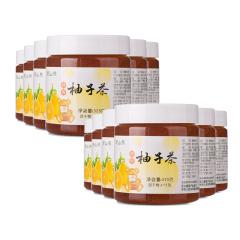 野山熊蜂蜜柚子茶秒杀组 货号120005