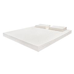 兰斯兰朵进口乳胶床垫1.8米