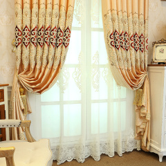 SONAX欧式豪华窗帘套组 货号122925