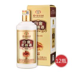 茅台集团白金老酱酒周年特供组