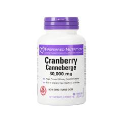加拿大原装进口PN蔓越莓