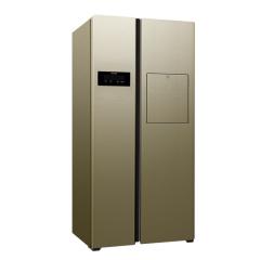 达米尼610升新款水吧冰箱