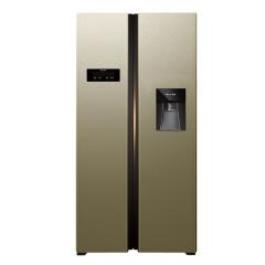 达米尼612升变频水吧款冰箱