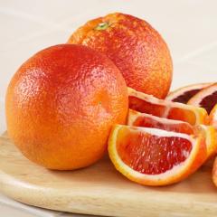 重庆万州玫瑰香橙塔罗血橙应季新鲜水果皮薄爽口水分足