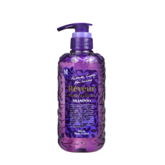 Reveur无硅养润保湿洗发水(紫瓶)
