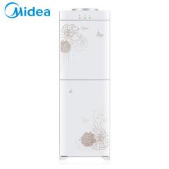 美的 饮水机立式家用办公温热型双封闭门防尘大储物柜饮水器双重防干烧