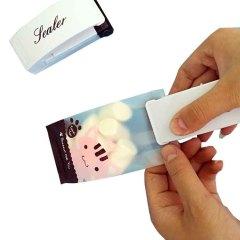 家用迷你封口机 手压小型塑料袋子封口器