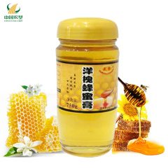 【中国农垦】湖北 武食洋槐蜂蜜膏750g/瓶 烧烤用蜜 面包伴侣 蜂蜜膏 蜂蜜膏750g