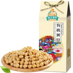 美农美季 有机黄豆东北五谷杂粮340g