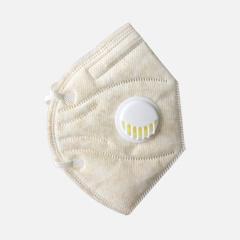 奇竹kn95专用孕妇防尘口罩防雾霾男女竹纤维口罩装修防毒口罩防甲醛二手烟10只装
