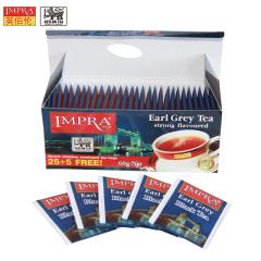 斯里兰卡原装进口 IMPRA 英伯伦伯爵味调味茶(2g*30袋)60g