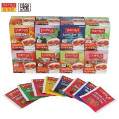 斯里兰卡原装进口 英伯伦锡兰礼盒装调味茶(2g*10袋*8盒)160g(7.1-7.7买一送一)