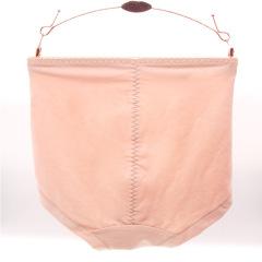 MAGIFAS 黛 805  女士大码高腰蕾丝纯棉超弹舒适收腹包臀内裤加肥加大