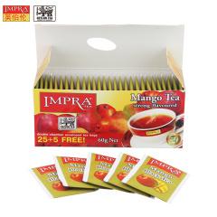 斯里兰卡原装进口 IMPRA 英伯伦芒果味调味茶(2g*30袋)60g