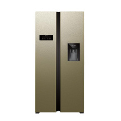 达米尼450升水吧对开门冰箱
