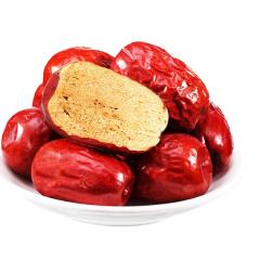 伏狮鲜生 250g*1袋 新疆和田五星大枣孕妇零食红枣