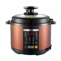 海尔(Haier)电压力锅HPC-YLS5011安全排气 双段压力 定时预约 电压力锅