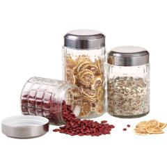 SIMELO 波西米亚系列 玻璃储物罐密封罐SM-1146