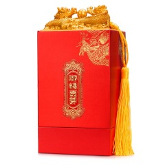 湖北恩施伍家台御锡明前贡芽茶100g/盒