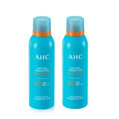 【香港直邮】【2支装】韩国AHC 2018新品防晒喷雾180ml