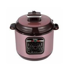 海尔(Haier) 电压力锅HPC-YLJ5060 优质不粘内胆 10种烹饪选择 一键排气 压力锅