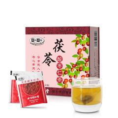 北京同仁堂茯苓酸枣仁茶