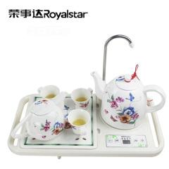 荣事达(Royalstar)电水壶TC10-09A自动上水陶瓷电水壶