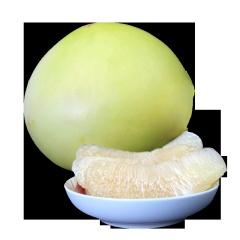 【新鲜水果】福建白心蜜柚 2个装 (4-5斤)