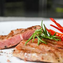【新鲜食材】鲜元道澳洲进口整肉  原切牛排礼盒1000g