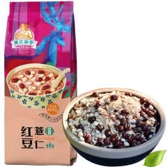 美农美季 红豆薏仁粥 五谷杂粮养生粥米组合400g