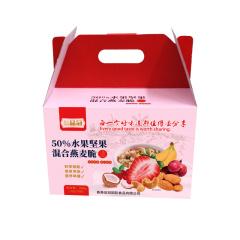 品冠 50%水果坚果混合燕麦脆900g