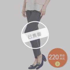 N.L时尚打褶女裤  货号118372