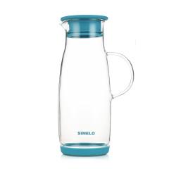 SIMELO首尔风情维利亚耐热玻璃水壶1200ML
