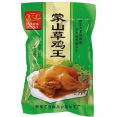 【地方美味】山东蒙山草鸡王 600g*4袋(每只都是整鸡 拒绝拼装)