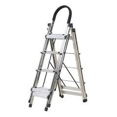 2合1家用梯子晾晒架 货号122870
