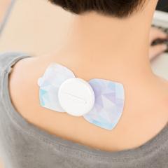 【针对颈部酸痛】EASEWELL低周波按摩贴缓解肌肉疲劳 锻炼健身肌肉疲劳劳损按摩贴