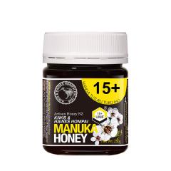 基维氏麦卢卡UMF®15+蜂蜜(250g)*2瓶赠送蜂蜜糖150g *2