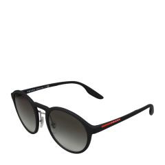 PRADA/普拉达 中性新款黑色框架板材时尚太阳镜 01SS DG00A7 53