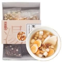 方家铺子 五指毛桃茯苓莲子汤煲汤料(盒115g)*3袋