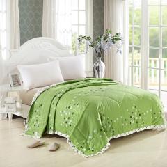 VIPLIFE家纺 优质精梳纯棉夏凉被 空调被夏天薄被子