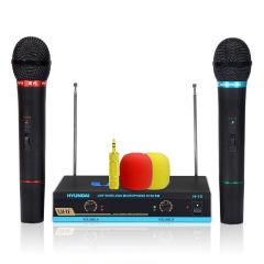韩国现代无线麦克风 话筒电脑网络k歌会议舞台通用