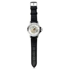玛莎拉蒂纪念款镂空机械腕表 货号119329