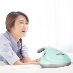 德尔玛(Deerma)除螨仪小型手持床铺紫外线除螨仪家用手持吸尘器CM500