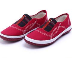 鲁泰正品劳作帆布鞋透气防滑女士布鞋轻便舒适中老年劳动布鞋
