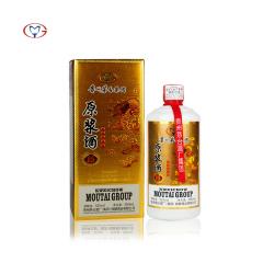 茅台集团原浆15浓香型白酒500ML*6瓶