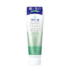 日本原装进口狮王CLINICA酵素美白牙膏130g鲜果薄荷