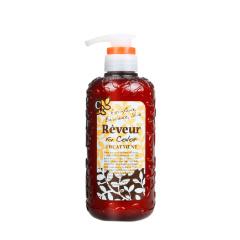 Reveur无硅护色保湿护发素(橙瓶)