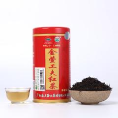 【中国农垦】广西 大明山 金萱工夫红 100g/罐 特级罐装红茶 1罐