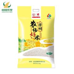 【中国农垦】光明米业 崇明农场好米 上海大米 5kg