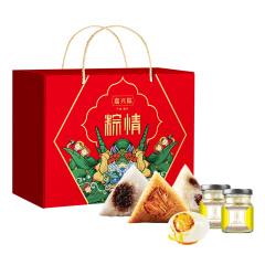 瀚品轩-粽情粽子大礼包-1390g/盒